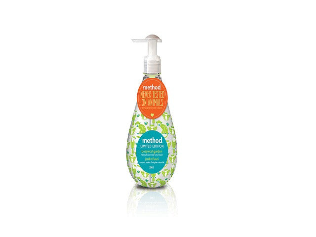 Method Hand Wash Designed For Good - Botanical Garden. It's almost as good as the real thing - SustainTheFuture - 1