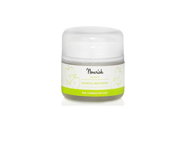Nourish Balance Essential Moisturiser. Recommended for oily & combination skin - SustainTheFuture - 1