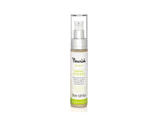 Nourish Balance Nutritious Peptide Serum (for Oily & Combination Skin) - SustainTheFuture - 1