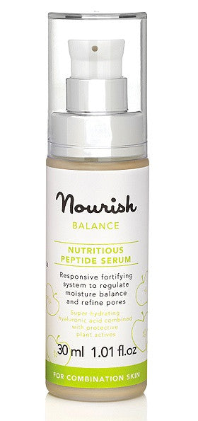 Nourish Balance Nutritious Peptide Serum (for Oily & Combination Skin) - SustainTheFuture - 2