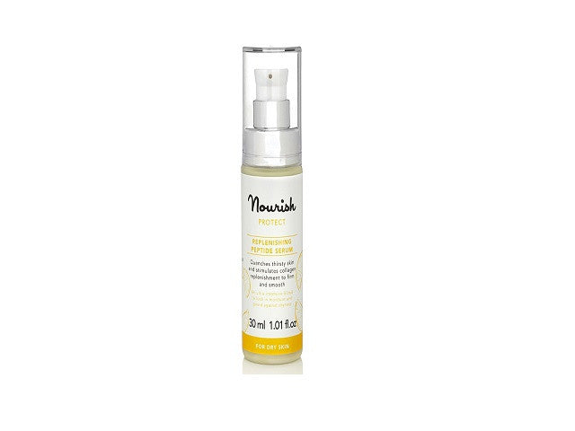 Nourish Protect Replenishing Peptide Serum (for dry skin). Perfect protecting primer - SustainTheFuture - 1