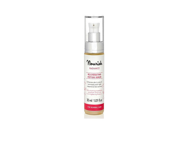 Nourish Radiance Rejuvenating Peptide Serum (for normal skin). Recommended for normal skin - SustainTheFuture - 1