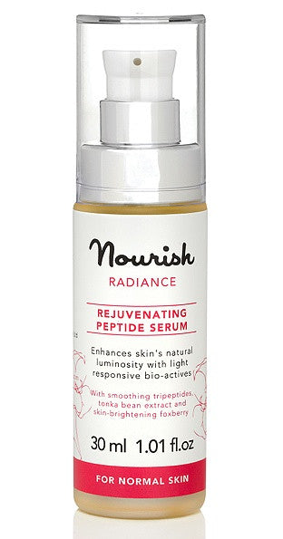Nourish Radiance Rejuvenating Peptide Serum (for normal skin). Recommended for normal skin - SustainTheFuture - 2