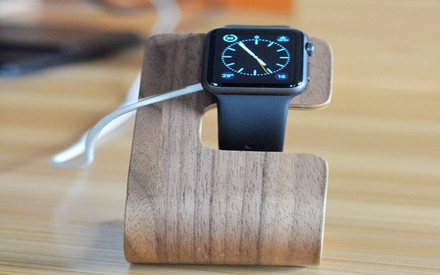Charging Stand Holder for Apple Watch iWatch 38mm 42mm All Edition Eco-friendly - SustainTheFuture - 1