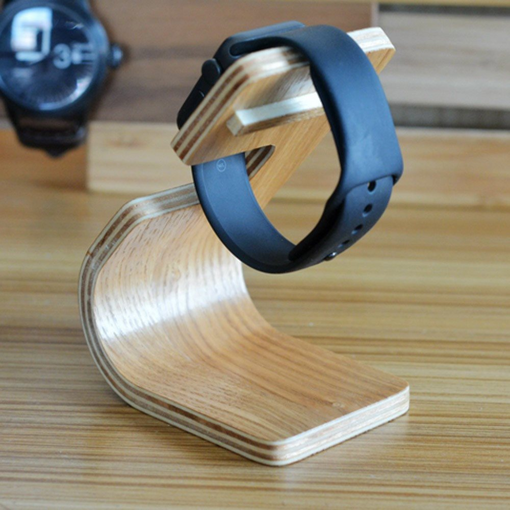 Charging Stand Holder for Apple Watch iWatch 38mm 42mm All Edition Eco-friendly - SustainTheFuture - 10