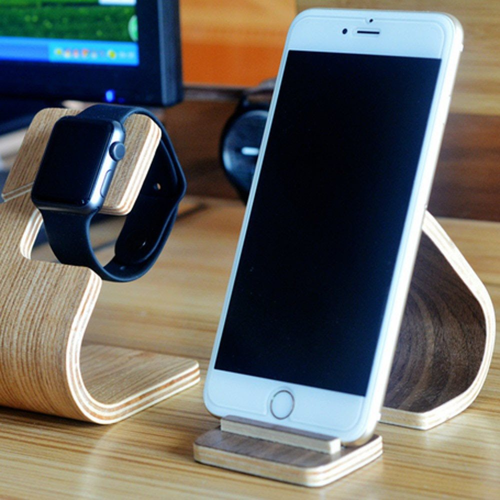 Charging Stand Holder for Apple Watch iWatch 38mm 42mm All Edition Eco-friendly - SustainTheFuture - 3