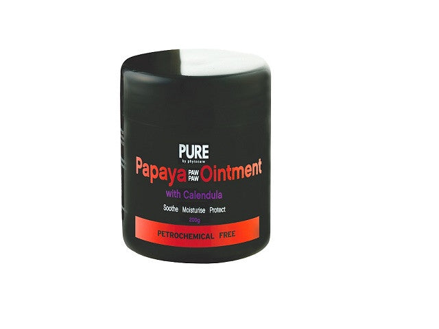Pure Papaya Ointment - 200g. As a skin moisturiser Perfect for soothing babies' skin & cradle cap - SustainTheFuture - 1