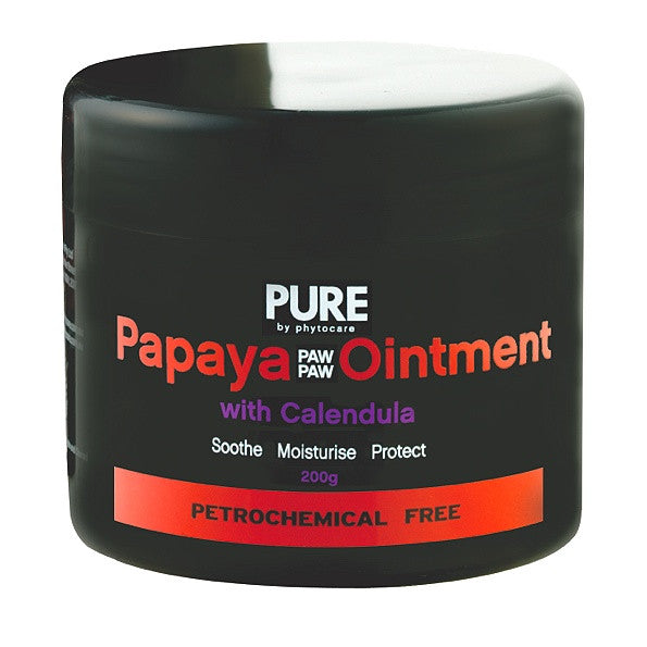Pure Papaya Ointment - 200g. As a skin moisturiser Perfect for soothing babies' skin & cradle cap - SustainTheFuture - 2