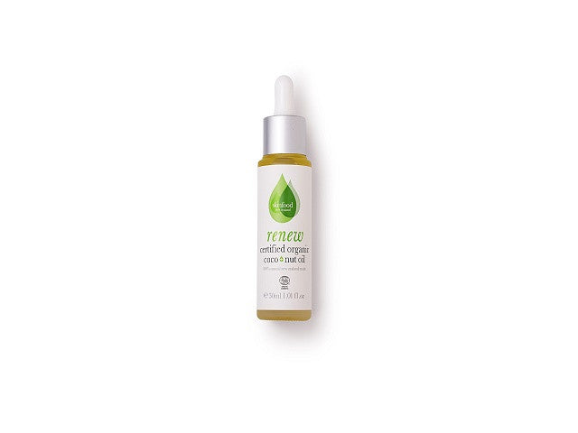 Skinfood Organic Coco+Nut Face Oil. Made in New Zealand Fully recyclable packaging ECOCERT - SustainTheFuture - 1