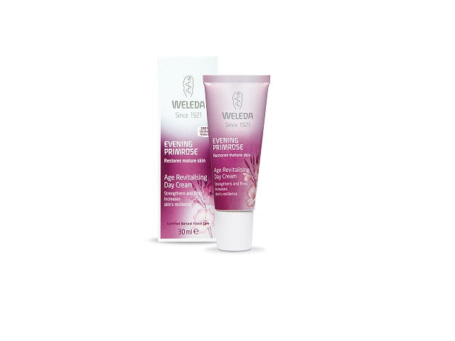Weleda Evening Primrose Revitalising Day Cream. plumps the skin with intensive moisture - SustainTheFuture - 1