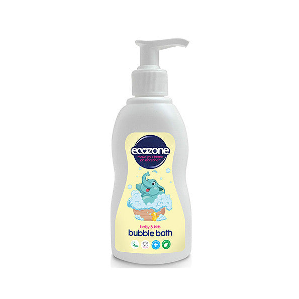 Ecozone Baby & Kids Baby Bubble Bath. Allergy UK Allergy Friendly Product - SustainTheFuture - 2