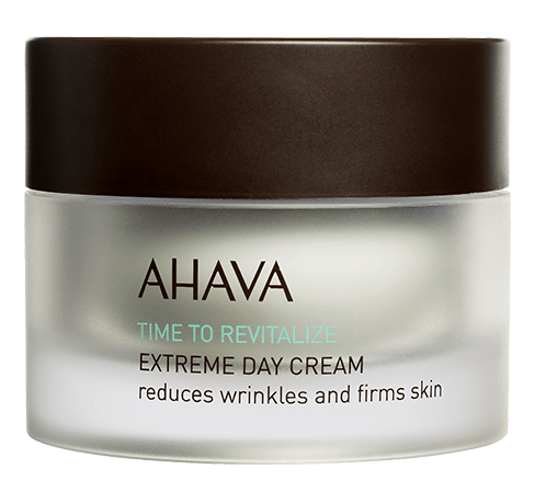 EXTREME FACE BEAUTY CASE. AHAVA's full regimen of anti-aging skincare that leaves skin - SustainTheFuture - 2