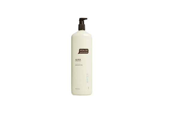 TRIPLE SIZE MINERAL BODY LOTION. get moisturized, comforted skin all day long. - SustainTheFuture