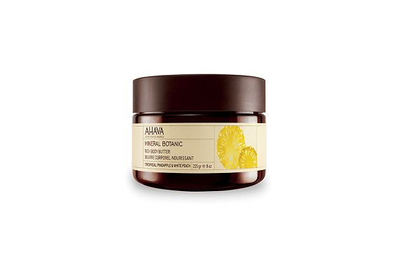 MINERAL BOTANIC BODY BUTTER - PINEAPPLE & PEACH. A rich mineral & nutrient body butter - SustainTheFuture