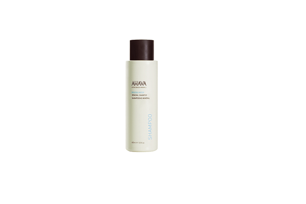 MINERAL SHAMPOO. A gentle hair shampoo formulated with Dead Sea minerals for soft - SustainTheFuture - 1