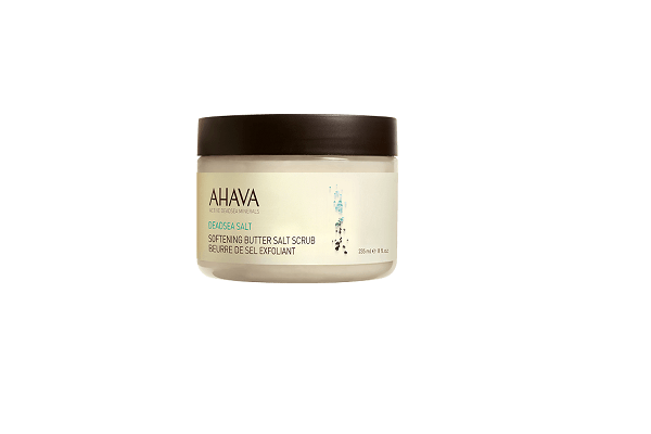 SOFTENING BUTTER SALT SCRUB. A rich, butter textured body scrub with natural Dead Sea - SustainTheFuture