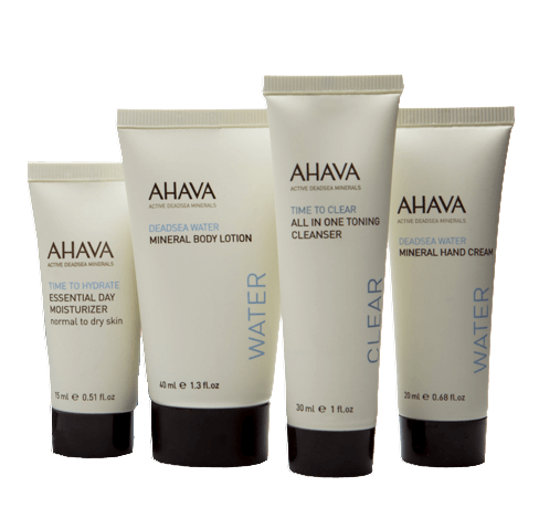 ESSENTIAL MOISTURE STARTER KIT. The first step before becoming an AHAVA fan. - SustainTheFuture - 2