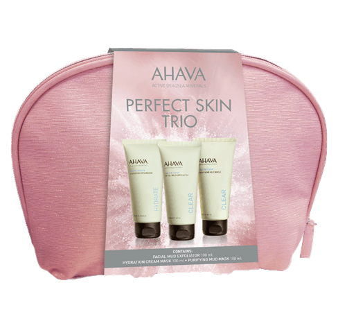 PERFECT SKIN MASKS TRIO. A mask trio to compliment skin's clarity and hydration. - SustainTheFuture - 5
