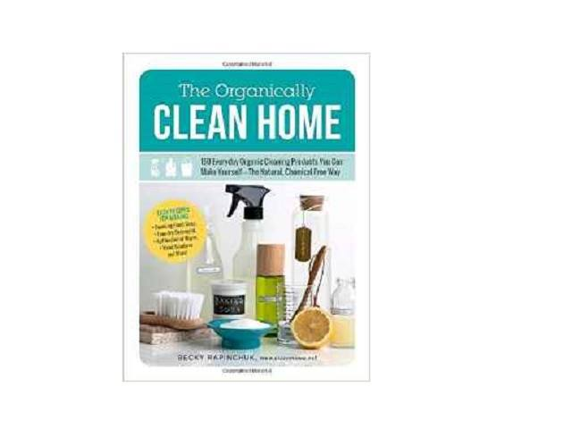 150 Everyday Organic Cleaning Products You Can Make Yourself The Natural, Chemical-Free Way - SustainTheFuture - 1