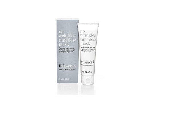 no wrinkles time dose mask 75ml. 3 options to hydrate, smooth and brighten as you need. - SustainTheFuture - 1