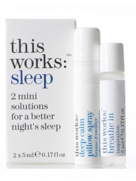 sleep kit. Mini miracle solutions to help you get the peaceful night's sleep you crave. - SustainTheFuture - 2