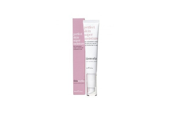 perfect skin super moisture 30ml. Rich antioxidant cream that acts as a serum - SustainTheFuture - 1