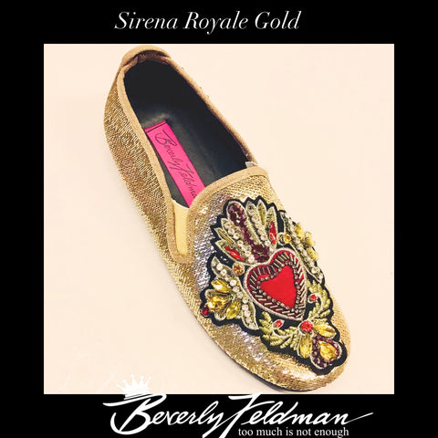 Sirena Royale Gold