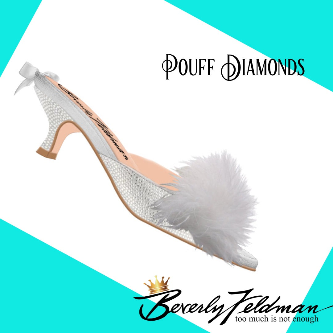 Pouff Diamonds Your Fantasy Slipper