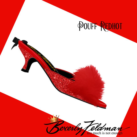 Pouff Redhot Your Fantasy Slipper
