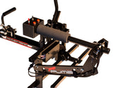 Adjustable Collective Arm with Twist Grip, Throttle Box and Zone Switch