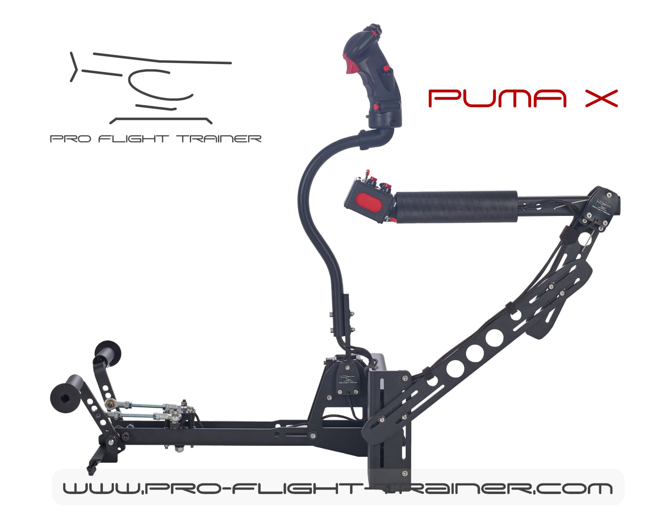 2016 4th Generation PUMA push pull Pedals