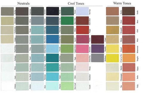 Paint Color Palette