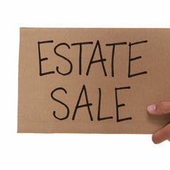 Let us host your estate sale!