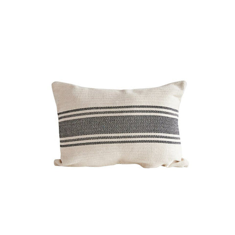 Cotton Canvas Pillow - 20x14