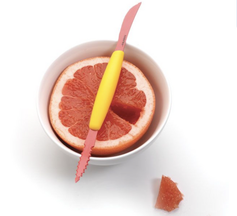 Nonstick Squirtless Grapefruit Knife  Norpro