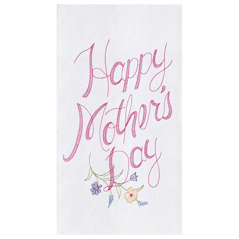 Happy Mother's Day Towel