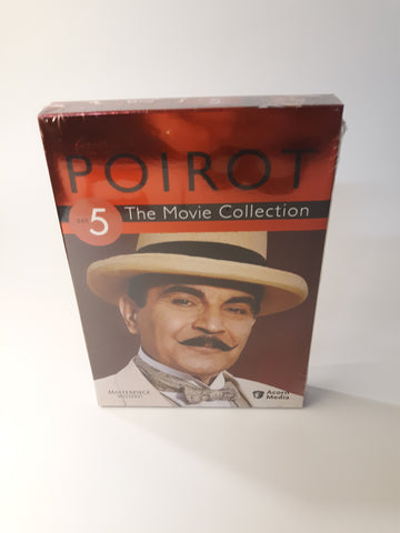Poirot: 5 movie collection