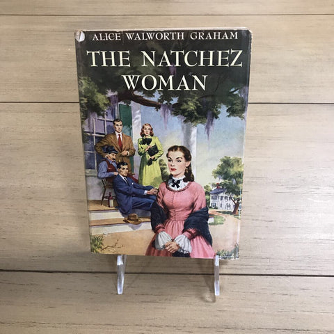 The Natchez Woman by Alice Walworth Graham - 1950