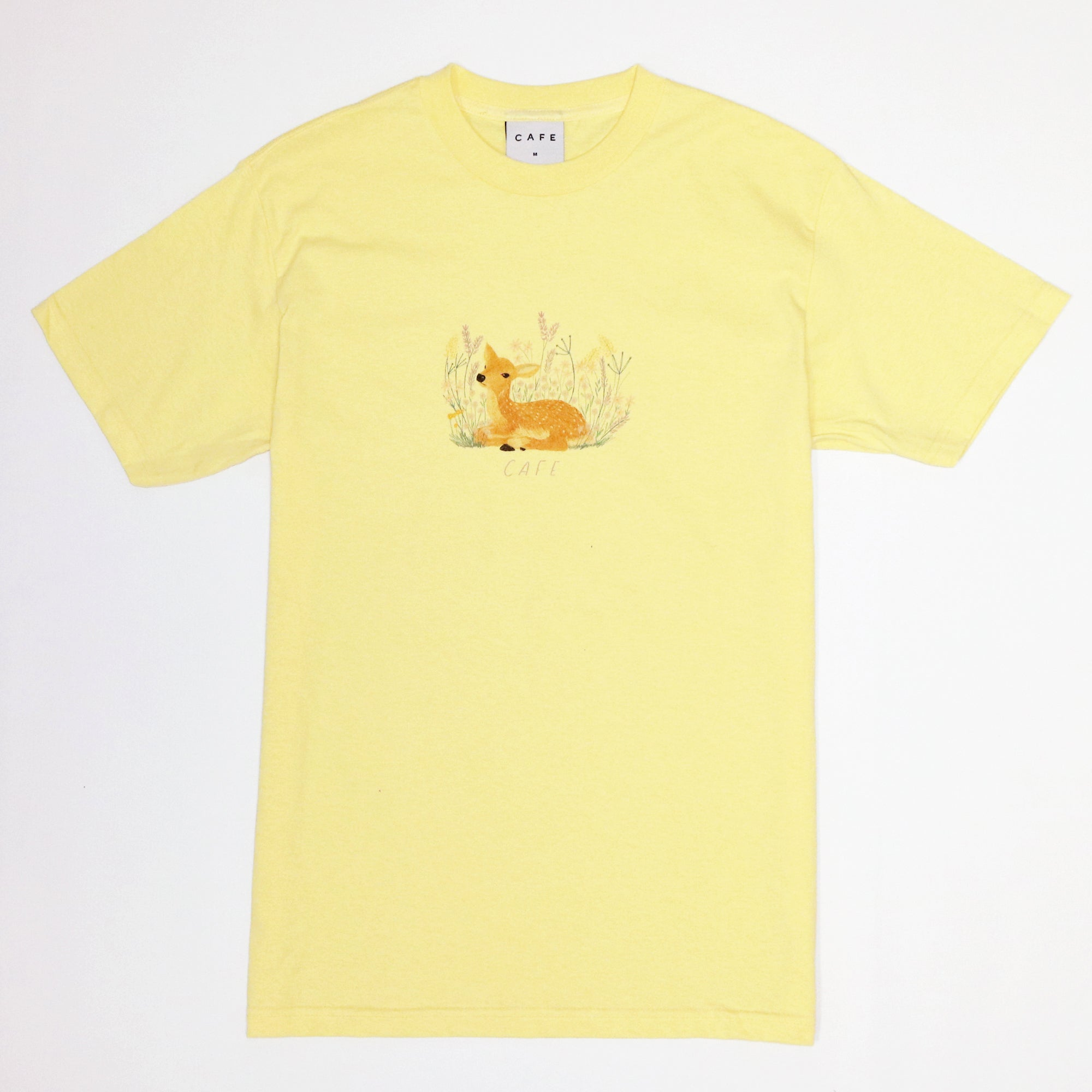 Doe Tee Banana Yellow