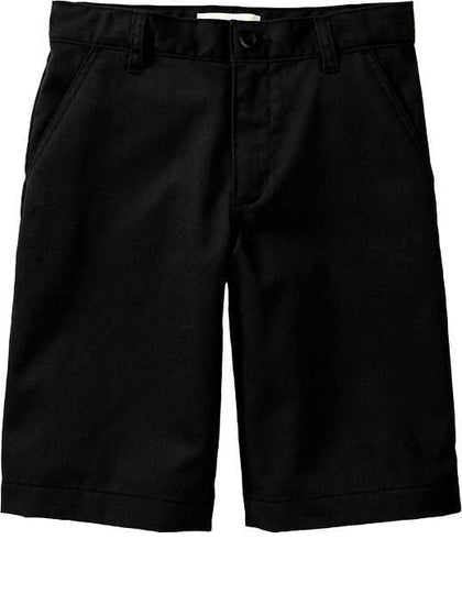 Plain Boys Uniform Shorts