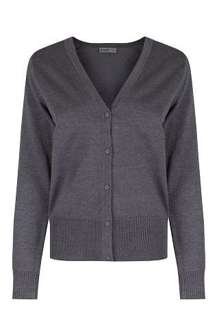 Plain Knitted Cardigans