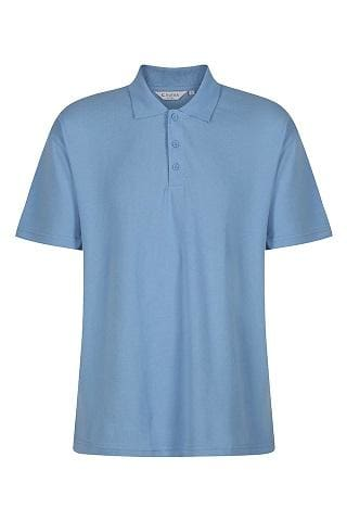 Plain Unisex Polo Shirts