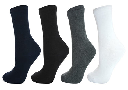 Plain Unisex Socks