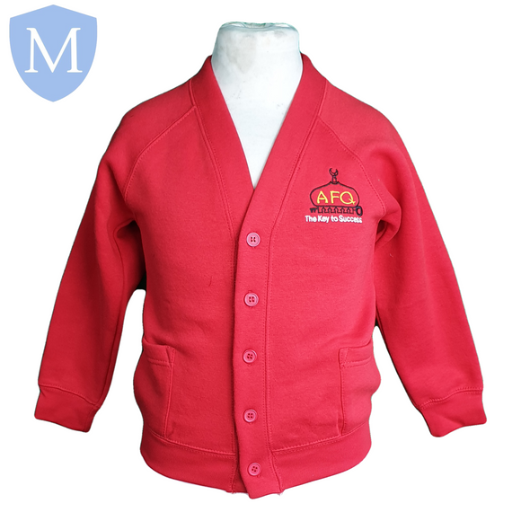 Al-Furqan Primary Cardigan (Infant) 2-3 Years,11-12 Years,13 Years,3-4 Years,5-6 Years,7-8 Years,9-10 Years,Large,Medium,Small,X-Large