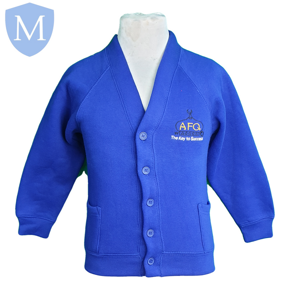 Al-Furqan Primary Cardigan (Junior) 2-3 Years,11-12 Years,13 Years,3-4 Years,5-6 Years,7-8 Years,9-10 Years,Large,Medium,Small,X-Large