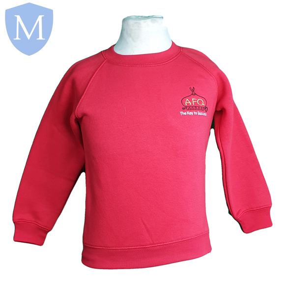 Al-Furqan Primary Sweatshirts (Infant) 2-3 Years,11-12 Years,13 Years,3-4 Years,5-6 Years,7-8 Years,9-10 Years,Large,Medium,Small,X-Large