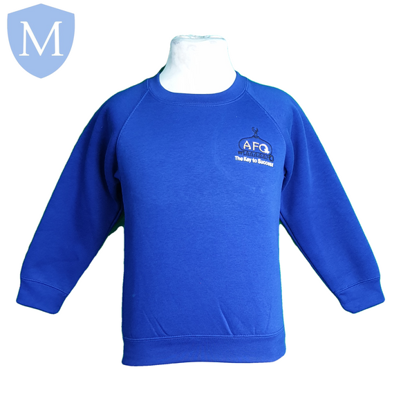 Al-Furqan Primary Sweatshirts (Junior) 2-3 Years,11-12 Years,13 Years,3-4 Years,5-6 Years,7-8 Years,9-10 Years,Large,Medium,Small,X-Large