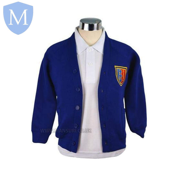 Alston Primary Cardigans 11-12 Years,1-2 Years,13 Years,2-3 Years,3-4 Years,5-6 Years,7-8 Years,9-10 Years,Large,Medium,Small,Size 18