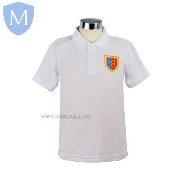 Alston Primary Daywear Polo Shirt 2 Years,11-12 Years,13 Years,3-4 Years,5-6 Years,7-8 Years,9-10 Years,Large,Medium,Size 18,Small,Size 20,Size 42 (X-Large),2XL