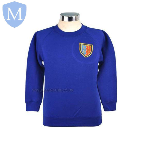 Alston Primary Sweatshirts 2/3 Years,11-12 Years,13 Years,3-4 Years,5-6 Years,7-8 Years,9-10 Years,Large,Medium,Small,X-Large,1-2 Years